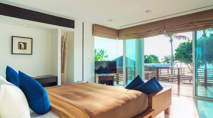 Villa Yaringa - Guest bedrrom three layout