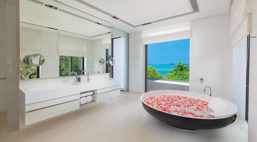 Villa Verai - Master Bedroom Bathroom