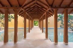 Villa Ranawara - Walkway