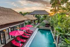 The-Residence,-Seminyak---Villa-Nilaya---Semi-aerial-over-the-pool