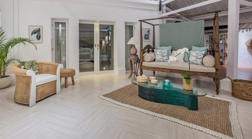 Villa Puri Balangan - Lounge Style