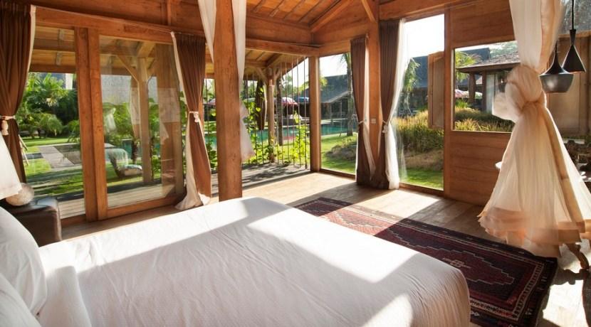 Villa Kayu - Bedroom