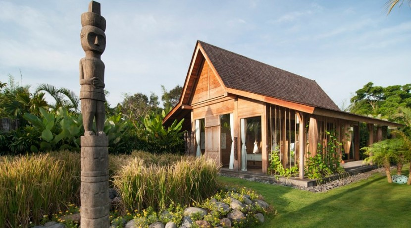 Villa Kayu - Ethnic Villa in Bali