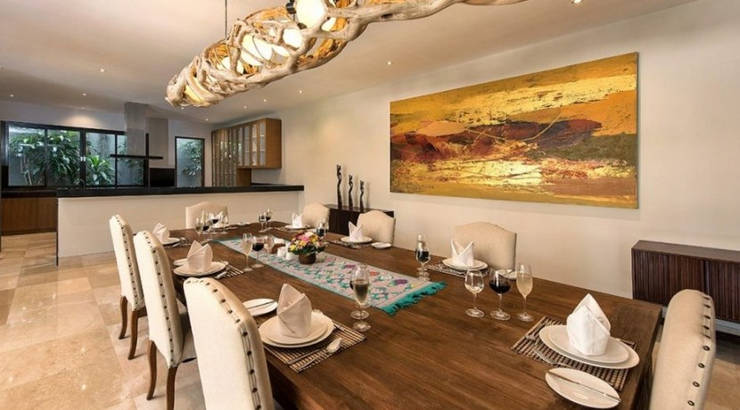 Villa Feronia - Dining Area