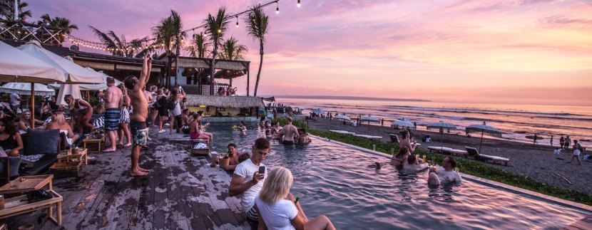Top 10 Best Beach Clubs In Bali