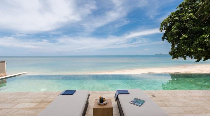 Villa Kirana - Beachfront Villa in Koh Samui