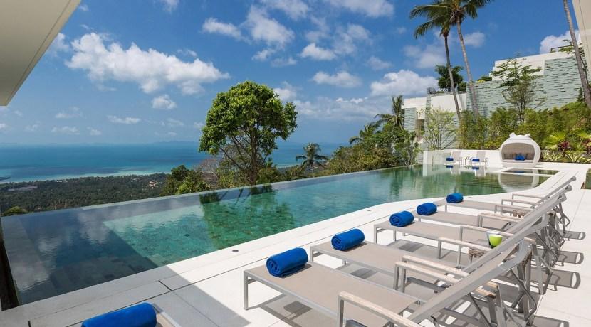 Villa Spice - Ocean View Villa in koh Samui