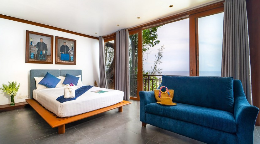 Villa Chada - Guest bedroom one design