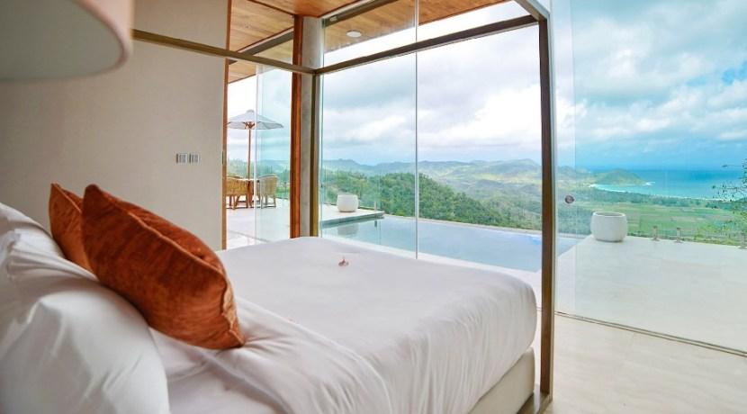 Villa Tebing - Master Bedroom