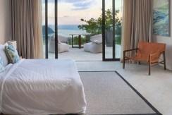 Villa Sandbar - Dazzling view from bedroom