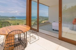 Villa Sandbar -  Guest bedroom with private terrace