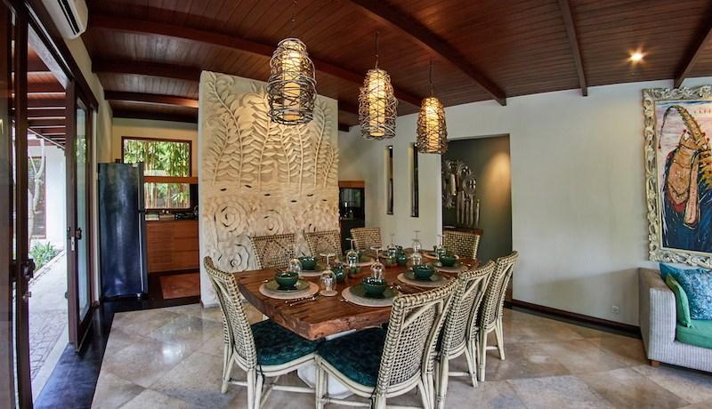 Villa Anggrek - Dining
