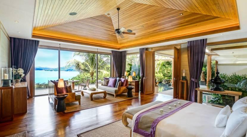 Villa Sawan - Bedroom Outlook