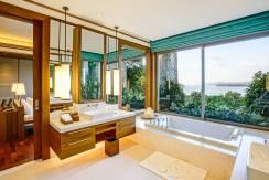 Villa Sawan - Bathroom Outlook