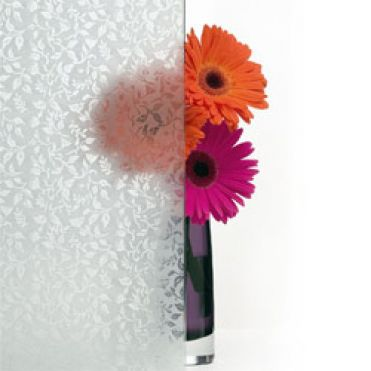 39 Flowers Lace Is The Original Decorative Window Film Print From Emma Jeffs And Based On Ubiquitous Curtains Adorning London Windows