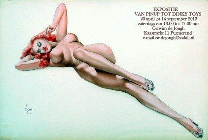 Van Pin-up tot Dinky toys