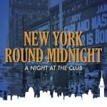 New York round midnight poster
