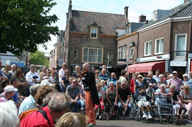 sid bowfin in Purmerend