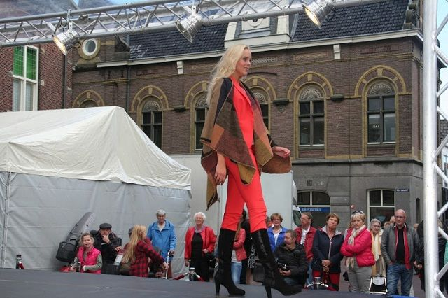 Mode event 2015 in Purmerend