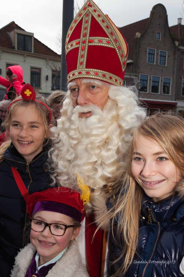 intocht Sint Nicolaas Purmerend 2015