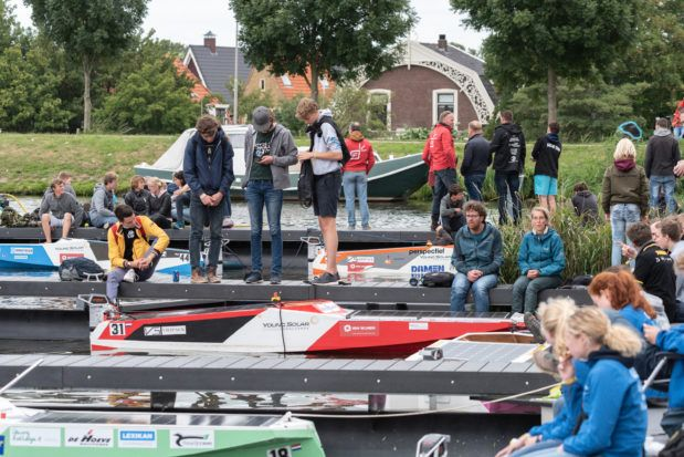 Solar Boat Race Purmerend 2