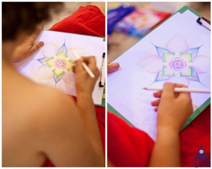 Mandala_Yoga of the Purpose Thailand
