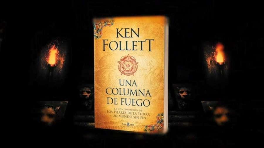 Reseña del libro: «Una columna de fuego» de Ken Follet