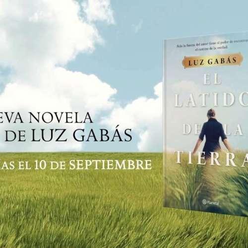 Libro de la Semana: «El latido de la Tierra» de Luz Gabás