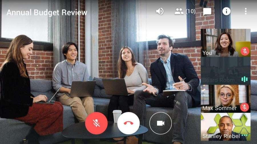 Google Meet ahora es gratis para todos