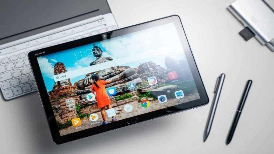 Huawei MatePad: Kirin 810 y soporte para el pencil