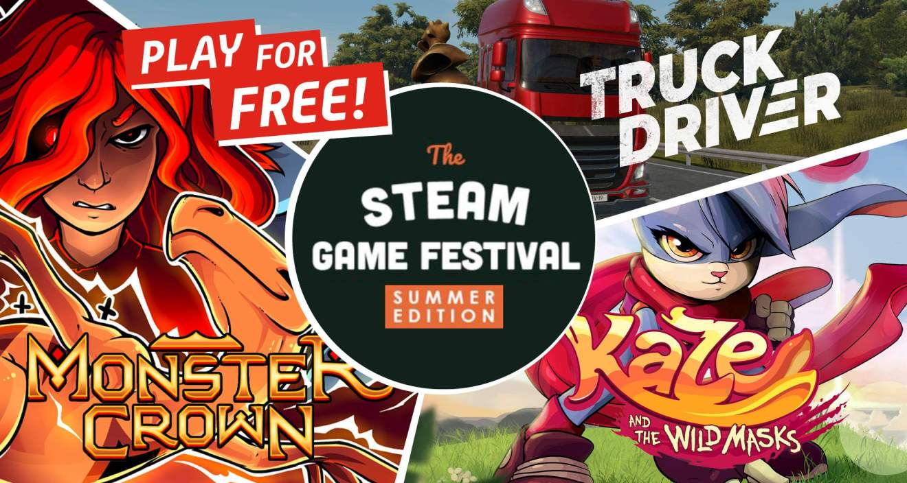 SOEDESCO® asistirá al Steam® Game Festival
