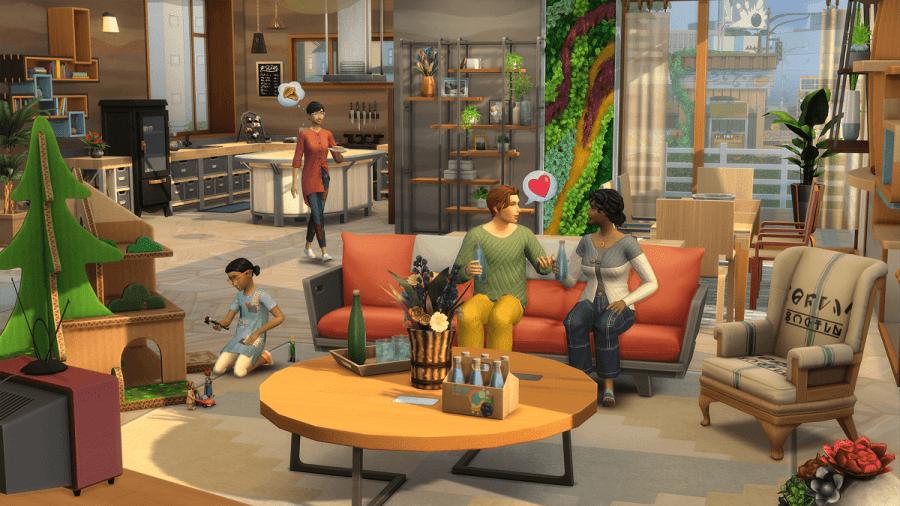 Sims 4 Eco Lifestyle: cómo cambiar la huella ecológica, obtener puntos de influencia, cambiar el espacio comunitario