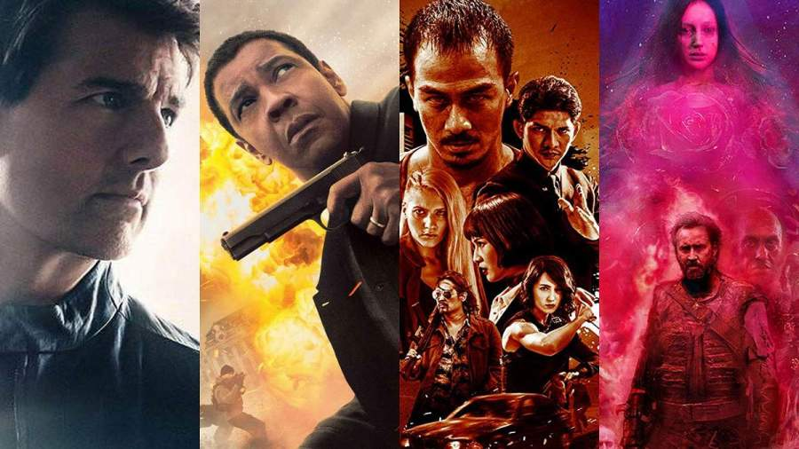 6 películas de acción de Amazon Prime Video que posiblemente no conoces