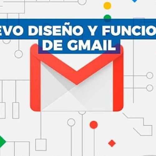Gmail prepara un rediseño que integrará correo, tareas, videollamadas y mucho más