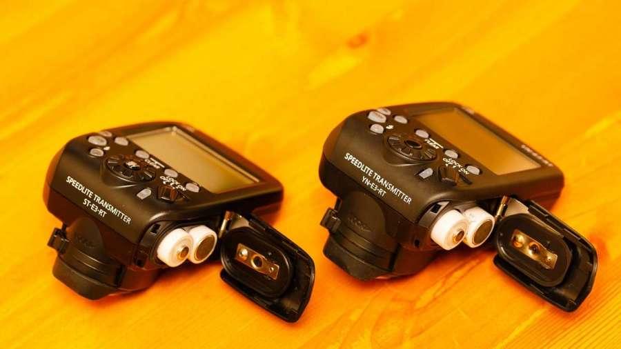 Canon actualiza su popular Transmisor Speedlite, con el nuevo ST-E3-RT
