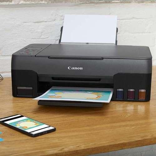 Canon amplía la gama PIXMA Serie G MegaTank con cinco nuevas impresoras de entrada de gama