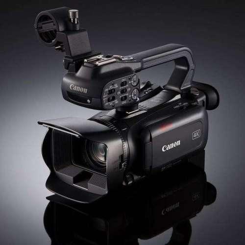 La videocámara compacta 4K Canon XA45, con capacidad para realizar grabaciones profesionales, ya disponible en la región EMEA