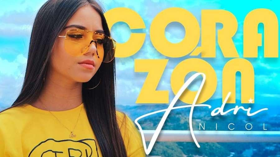 Adri Nicol celebra el Día Internacional de la Mujer con el nuevo video cover «Corazón», de Maluma