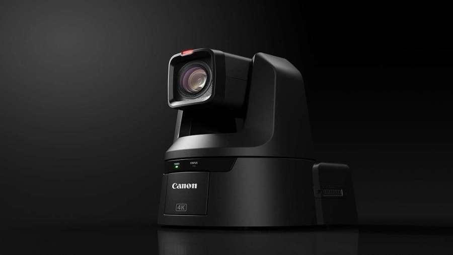 Canon satisface la creciente demanda de producción a distancia y en directo con cuatro productos del Sistema de Cámara Remota