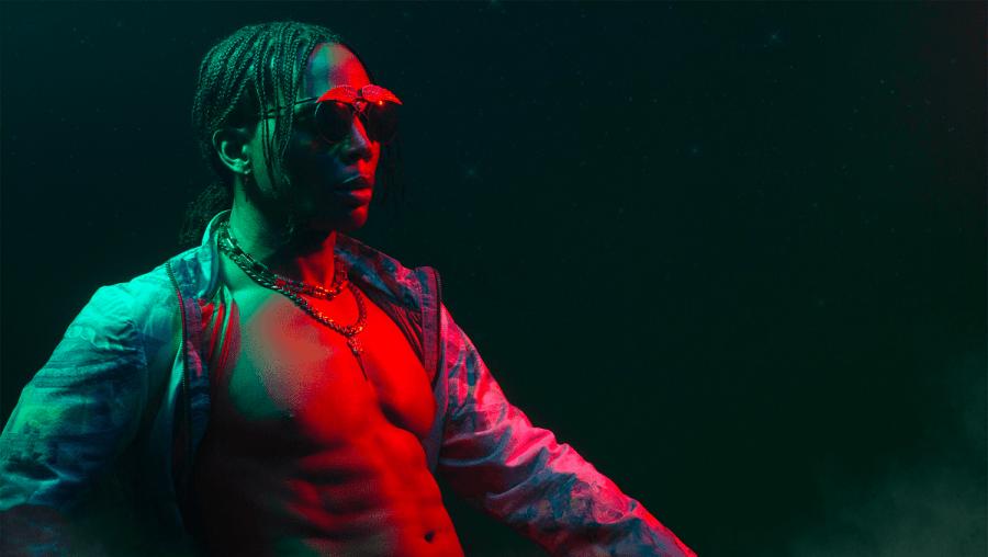 DanteWuzHere el exponente urbano americano desea llevar su música a Latinoamérica y el mundo.