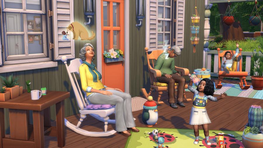 Así es 'Los Sims 4 Interiorismo', el nuevo pack de reforma y diseño