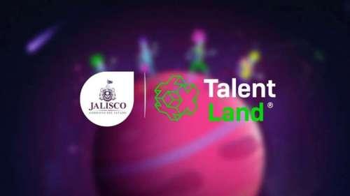 Todo listo para el mayor encuentro de talentos Jalisco Talent Land Digital 2021