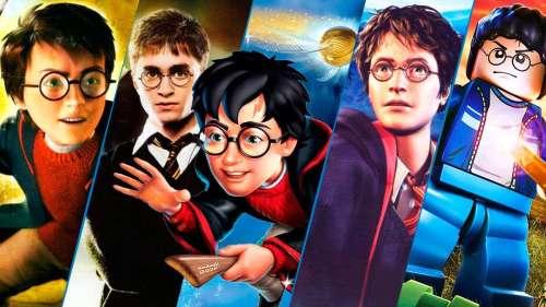 Harry Potter en los videojuegos: estos son nuestro top 5 de la saga del mago de Hogwarts