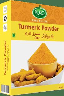 Puro Food Tumeric Powder