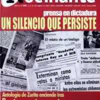 El Informe Valech también sentó a los periodistas chilenos en el banquillo.
