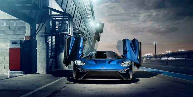 Ford GT 2017-01