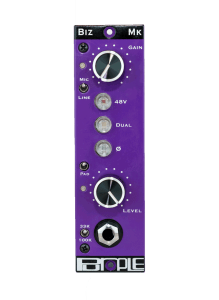 Purple Audio Biz