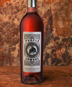 Rancher's Rose Wine
