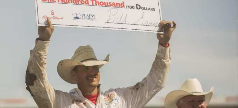 Trevor Knowles Wins AGAIN in Calgary