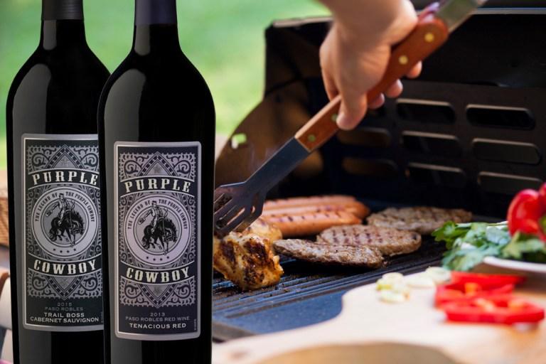 Purple Cowboy Barbecue